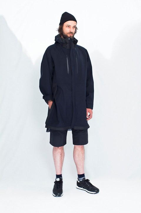 Image of White Mountaineering 2014 Spring/Summer Lookbook