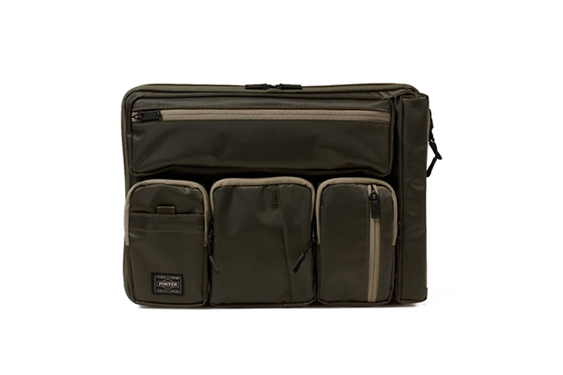 Image of Porter x White Mountaineering 2013 Fall/Winter Bag Collection