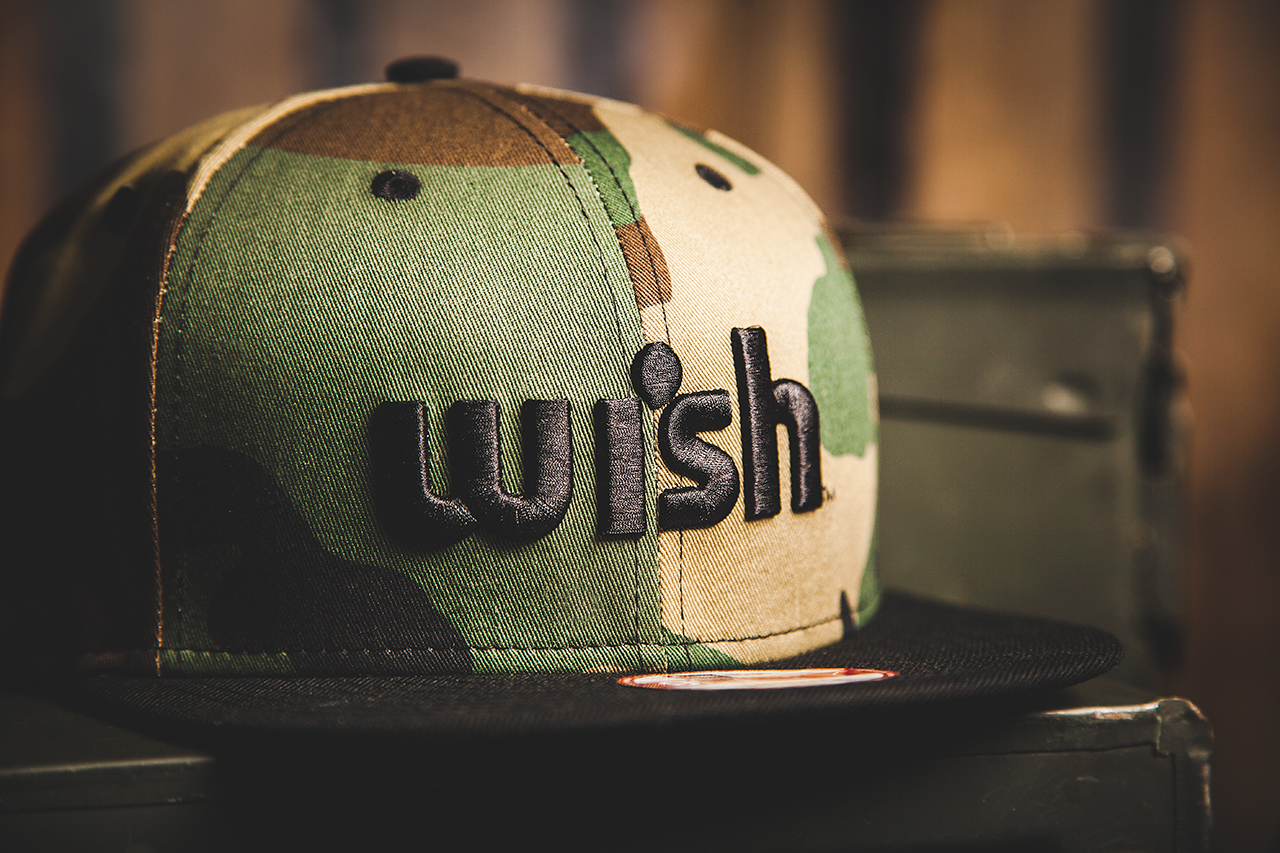 "Image of Wish 2013 Spring/Summer ""Woodland Camo"" Snapback Pack"