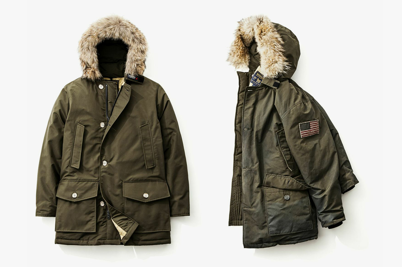 "Image of Woolrich John Rich & Bros. 2013 Fall/Winter ""Aged to Perfection"" Collection"