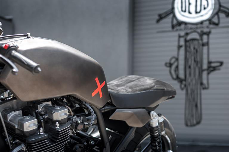 Image of Yard Built Yamaha XJR1300 Project X by Deus Ex Machina