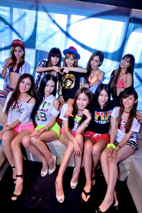 Image of YONE'S GIRLS: MOOK Shanghai