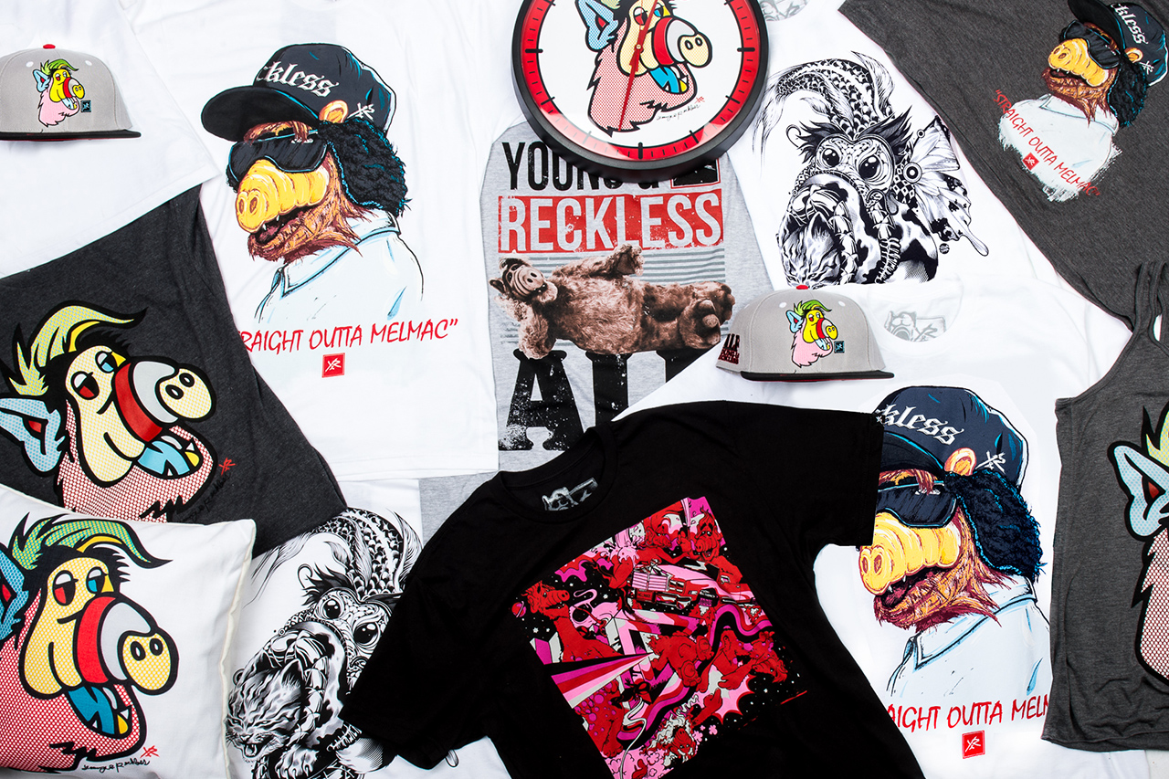 Image of Young & Reckless Presents ALF | Recap
