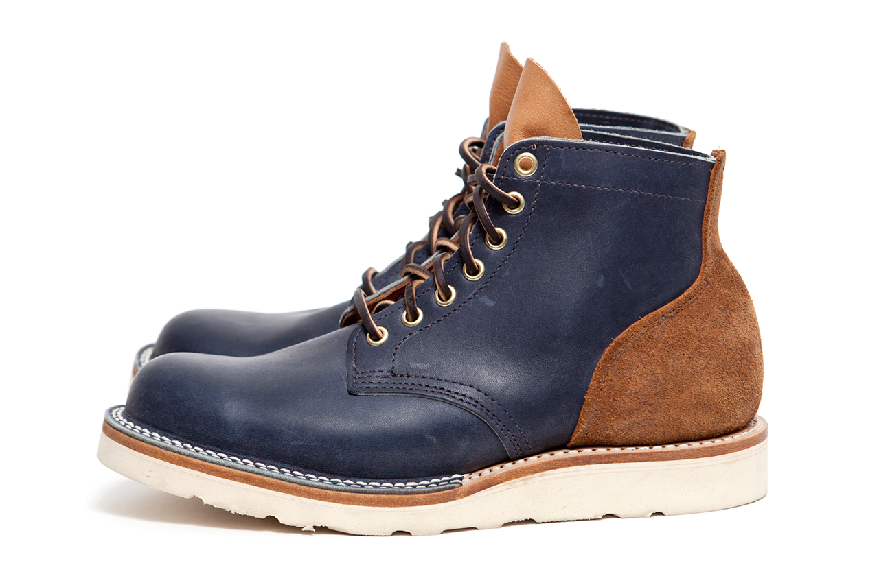 "Image of 3sixteen x Viberg 1950 Service ""Johan Special"" Boot"