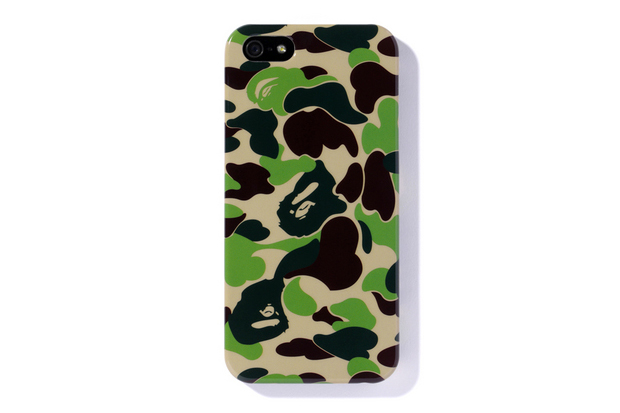 Image of A Bathing Ape ABC I PHONE 5 CASE