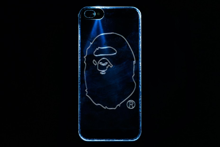 Image of A Bathing Ape BAPE iPhone 5 FLASH FILM