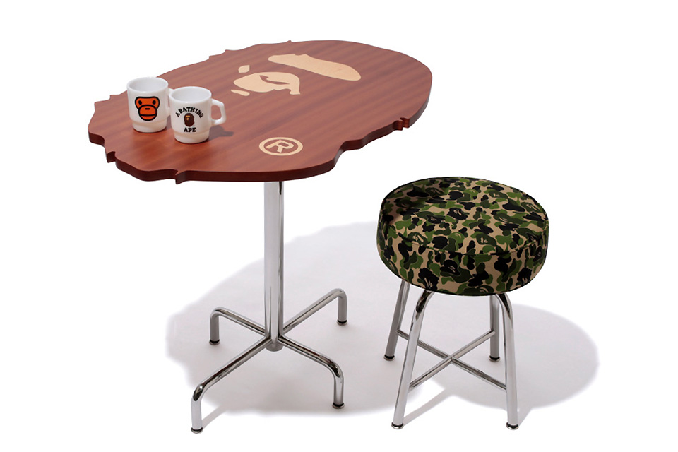 Image of A Bathing Ape CAFE COLLECTION