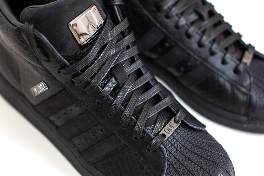 "Image of A Closer Look at the Big Sean x adidas Originals Pro Model II ""Hall of Fame"""