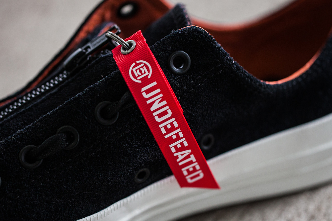 Image of A Closer Look at the Undefeated x CLOT x Converse First String 2013 Chuck Taylor All Star