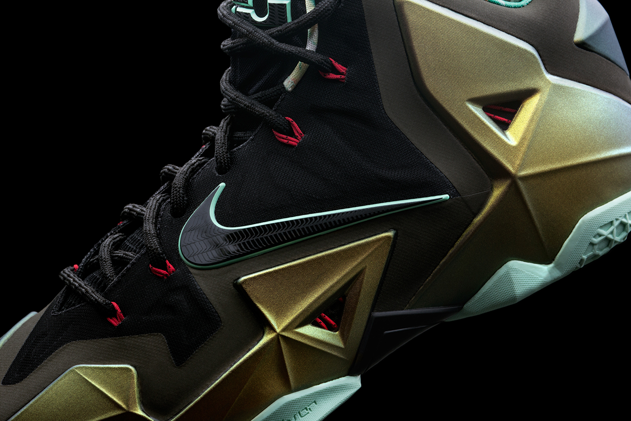 Image of A Detailed Look at the Nike LeBron 11