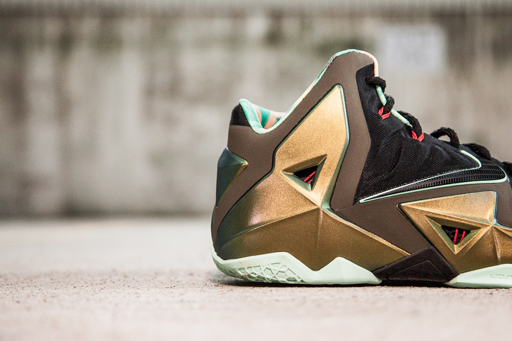 Image of A Further Look at the Nike LeBron 11: Are You Copping?