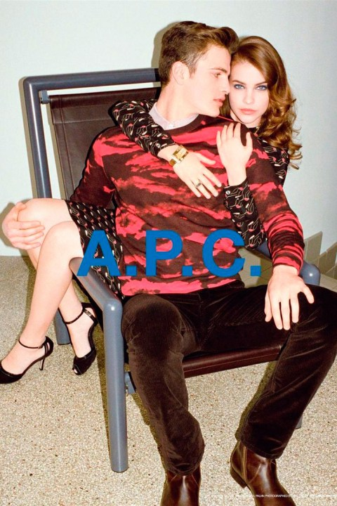 Image of A.P.C. 2013 Fall/Winter Campaign