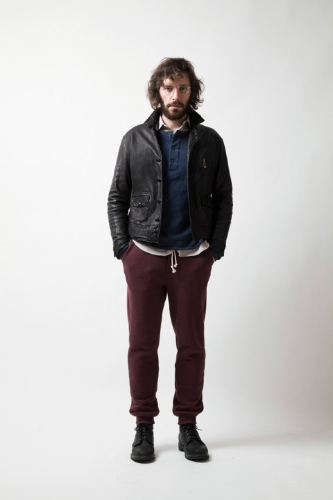 Image of *A Vontade 2013 Fall/Winter Lookbook
