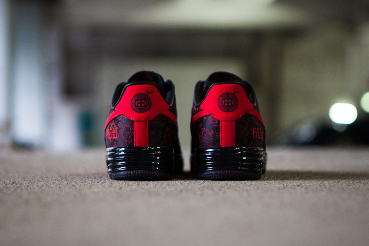 "Image of A Closer Look at the ACU x Nike Sportswear Lunar Force 1 ""Shanghai City"" Pack"