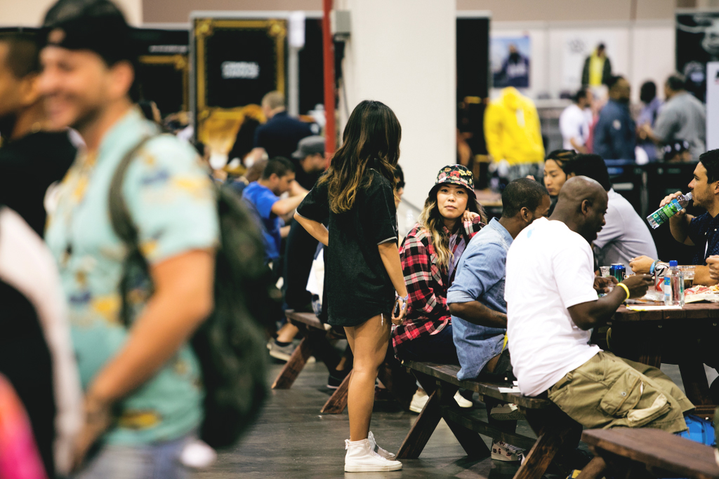 Image of From the Floor of Agenda Las Vegas: Day 2 Recap with Words from jeffstaple and SSUR