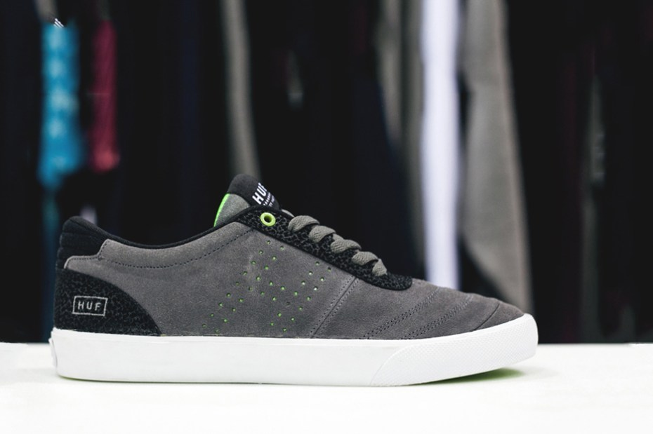 Image of Agenda Las Vegas: HUF Footwear Preview