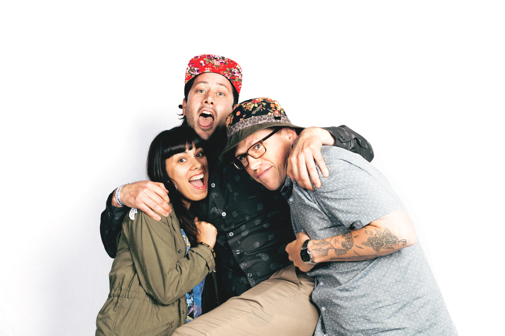 "Image of Agenda Las Vegas: The HYPEBEAST ""Old Friends"" Photobooth"