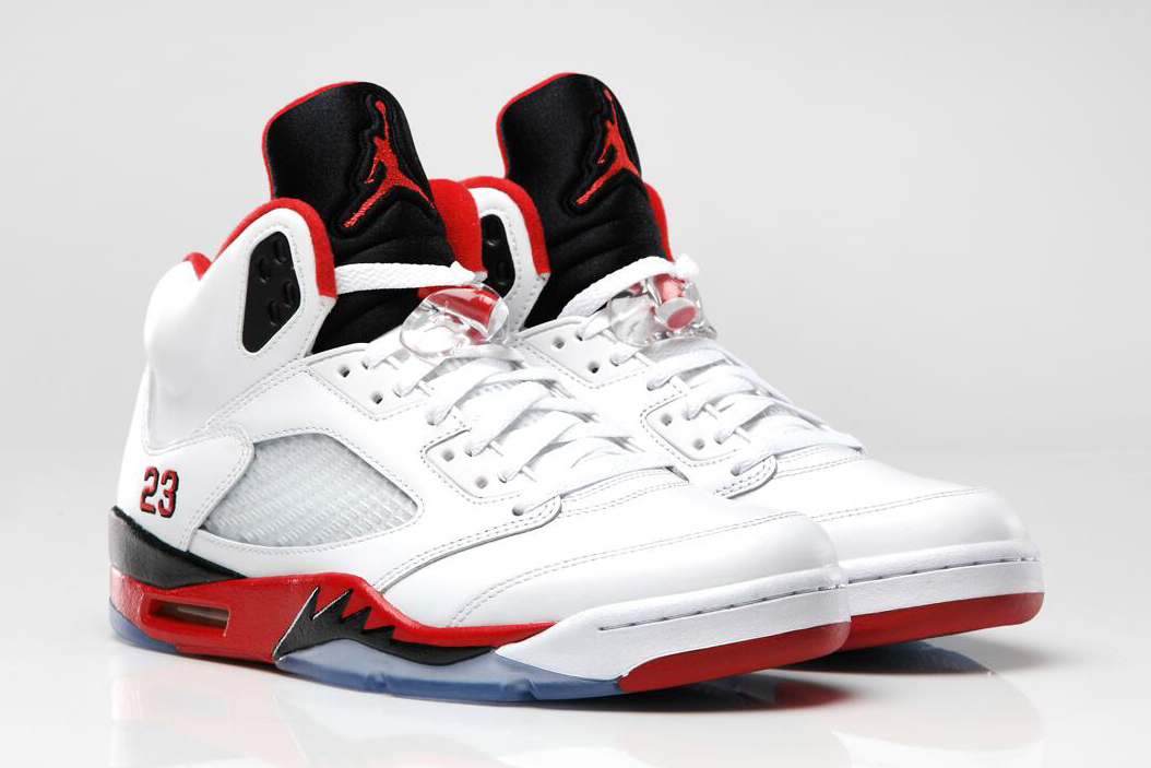 air jordan 5 retro fire red hypebeast. Black Bedroom Furniture Sets. Home Design Ideas