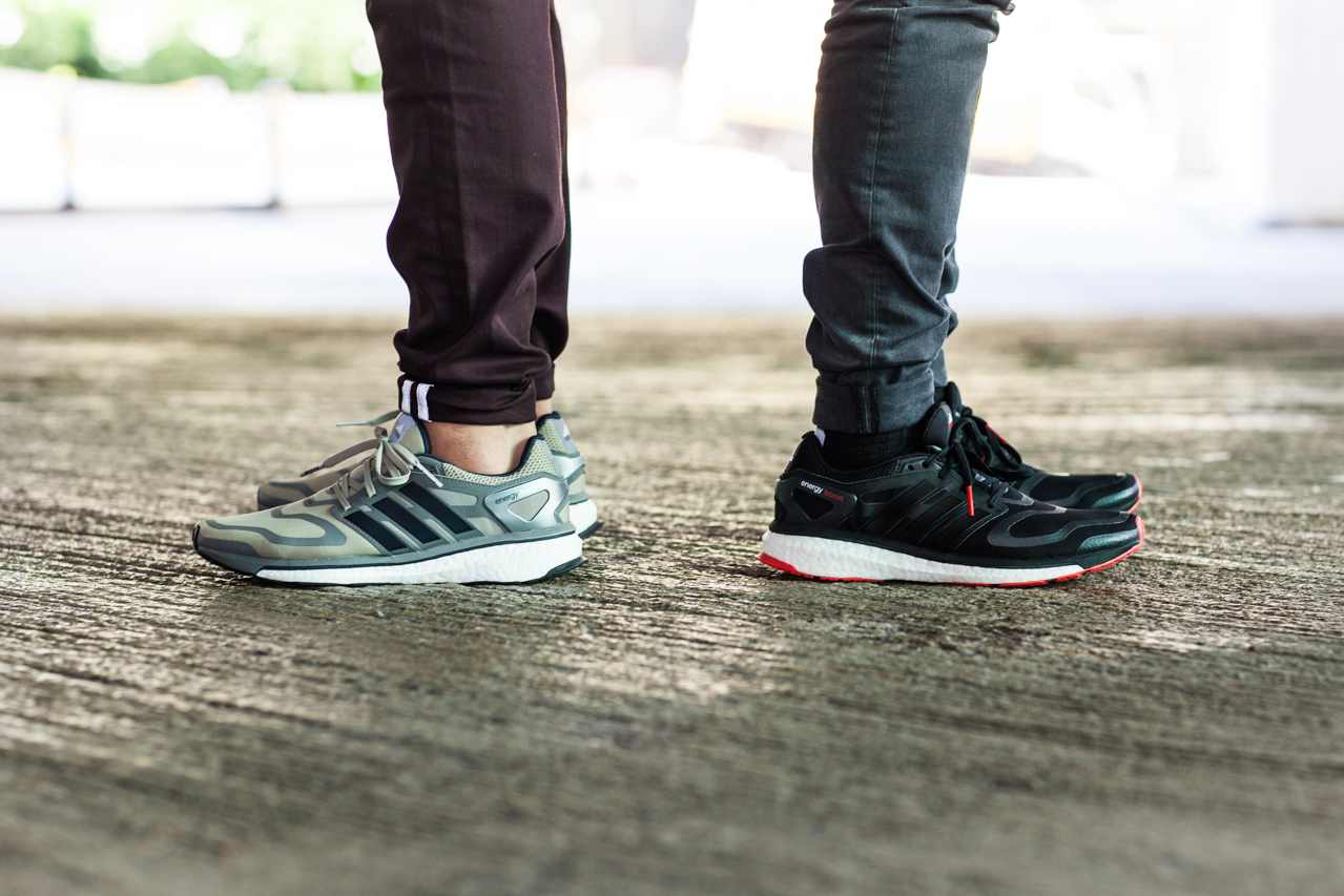 Image of An Exclusive Look at the adidas Energy BOOST Pure