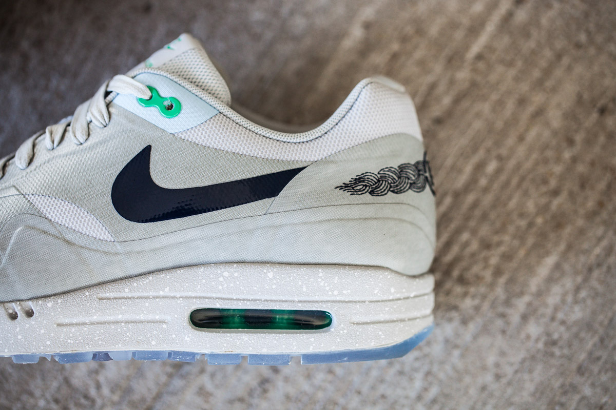 Image of An Exclusive Look at the Nike Air Max 1 CLOT SP