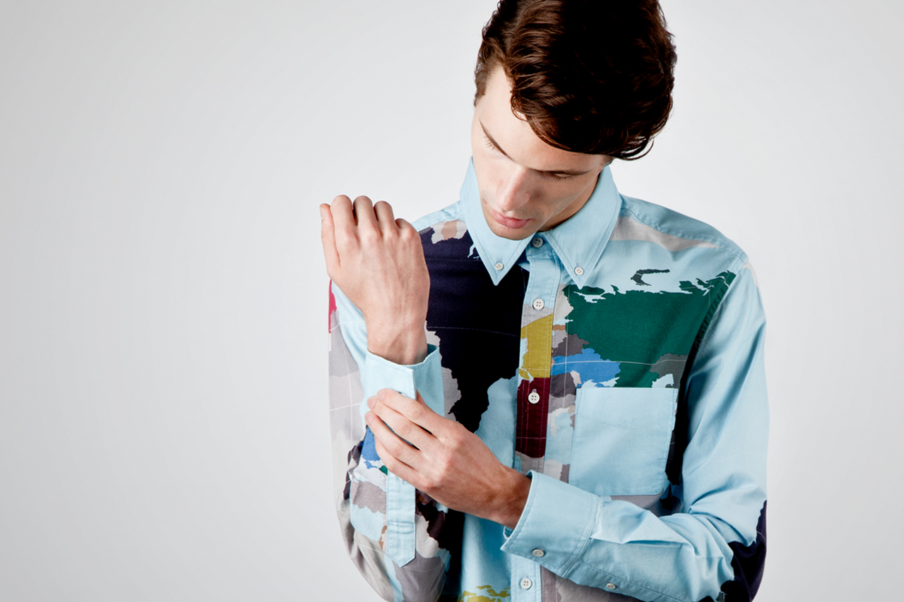 Image of Band of Outsiders 2013 Fall/Winter Collection