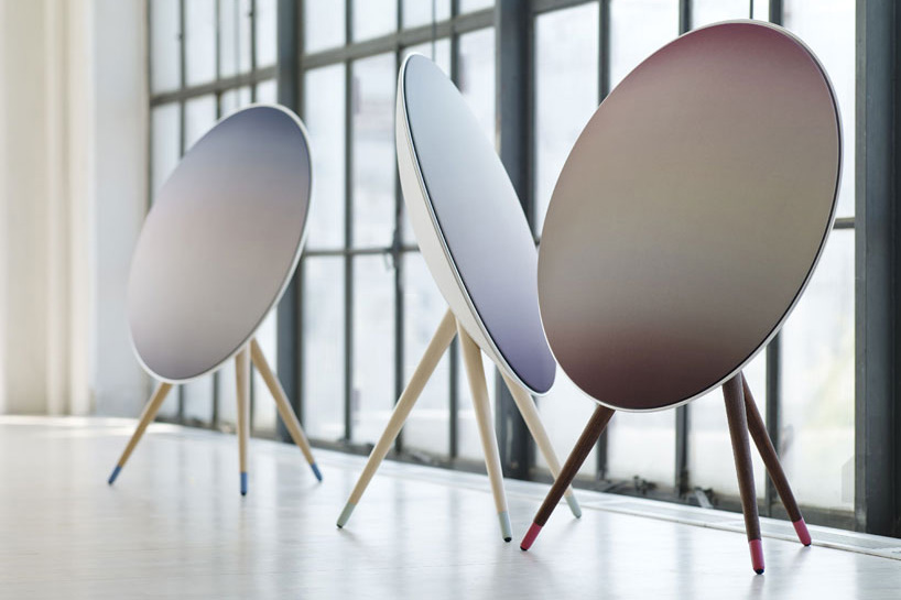 "Image of Bang & Olufsen BeoPlay A9 AirPlay Music System ""Nordic Sky Edition"""