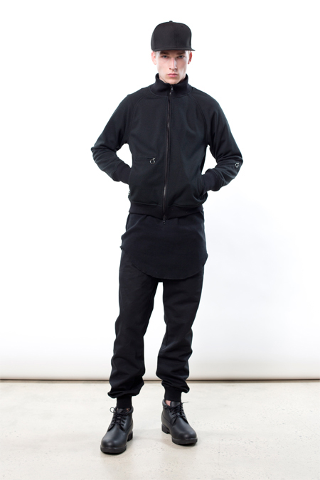 Image of BBC Black 2013 Fall/Winter Lookbook