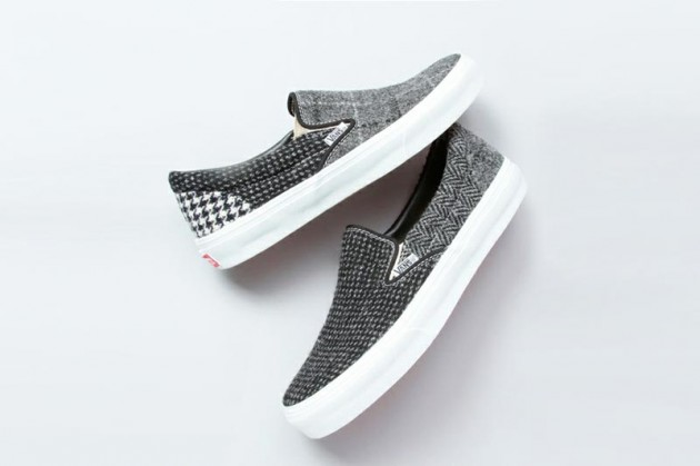 Image of Beauty & Youth x Vans 2013 Fall/Winter Harris Tweed Pack