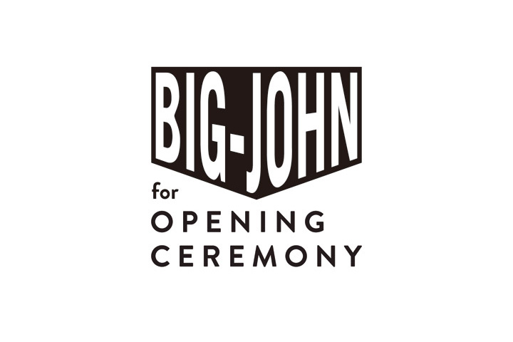 Image of Big John x Opening Ceremony Collaboration Announcement
