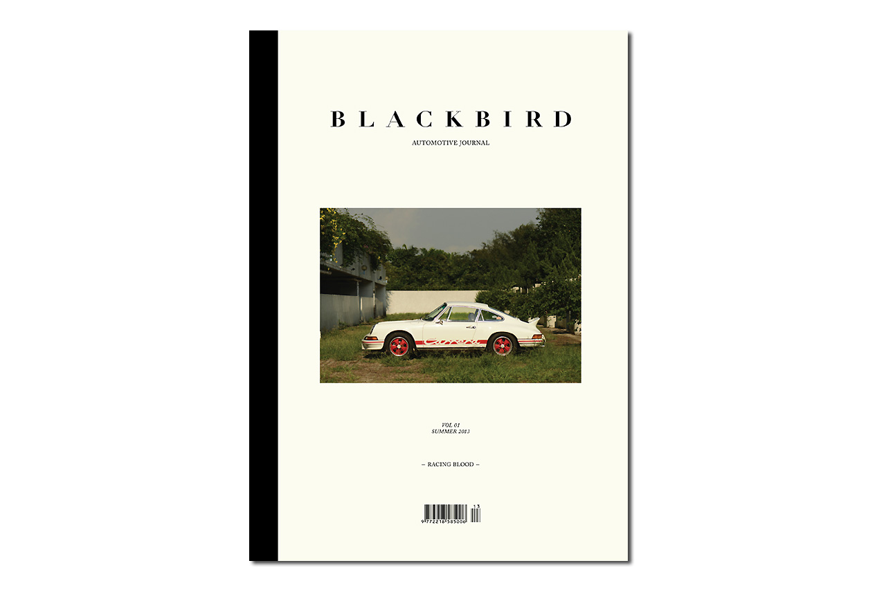 "Image of Blackbird Vol. 01 ""Racing Blood"""