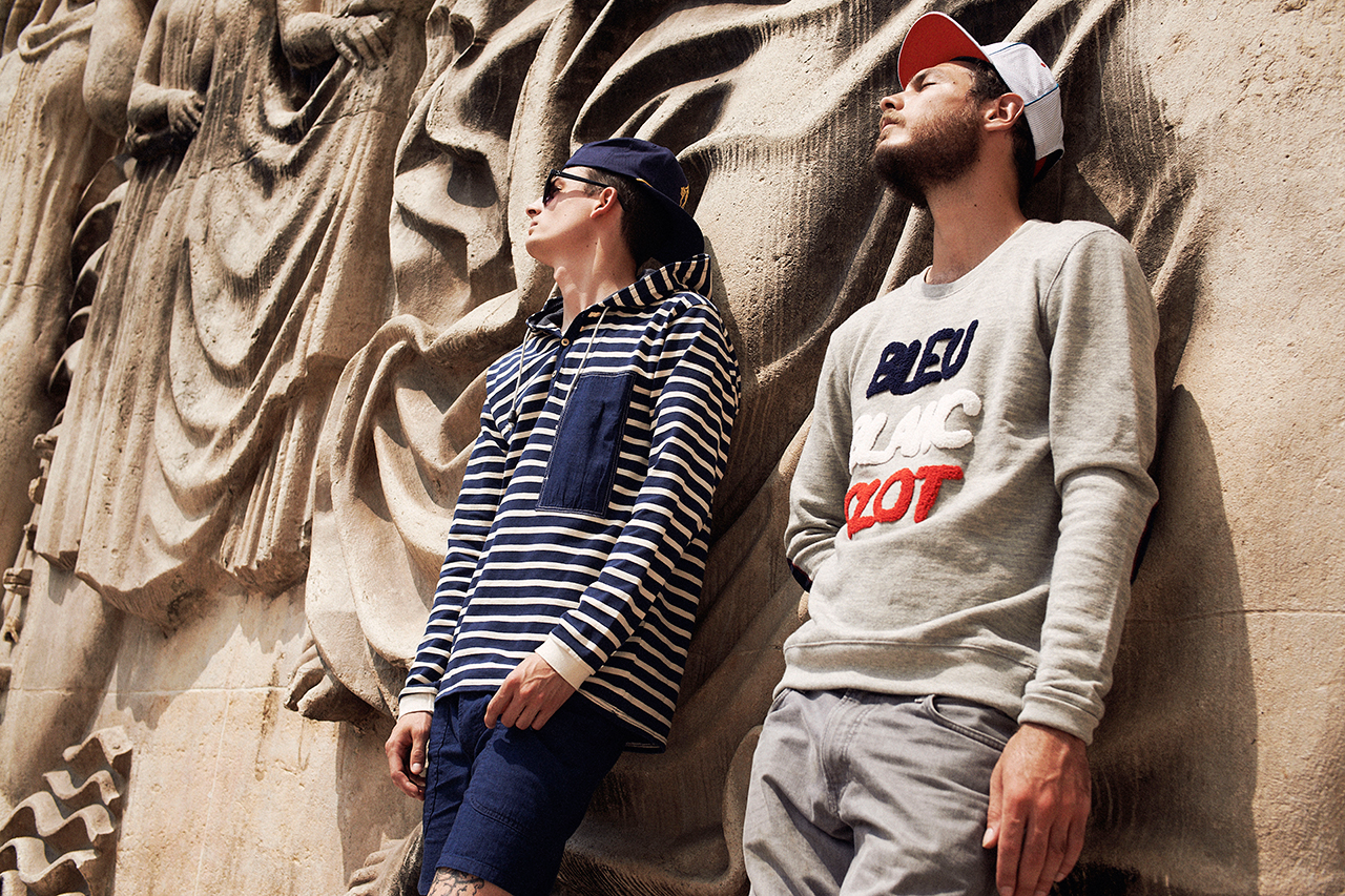 Image of BLEU BLANC CLOT Capsule Collection
