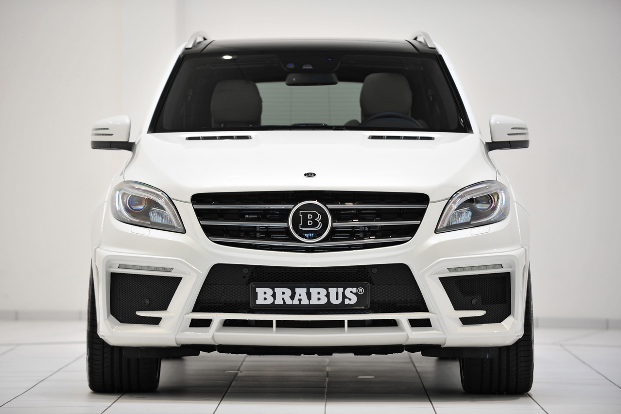 Image of Brabus B63S 700 Widestar