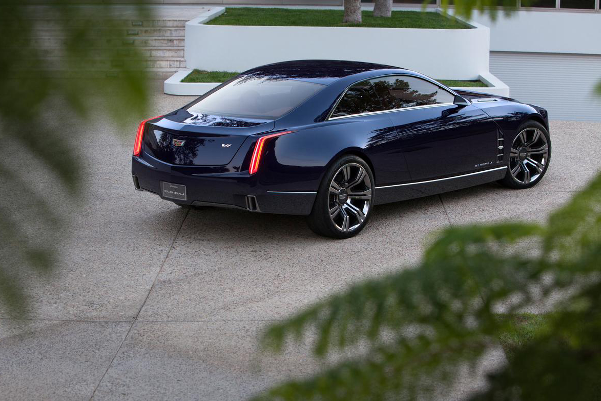 Image of Cadillac Unveils the Elmiraj Concept Coupe