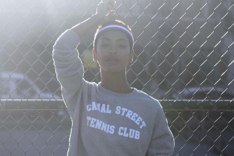 Image of Canal Street Tennis Club x Reigning Champ Collection