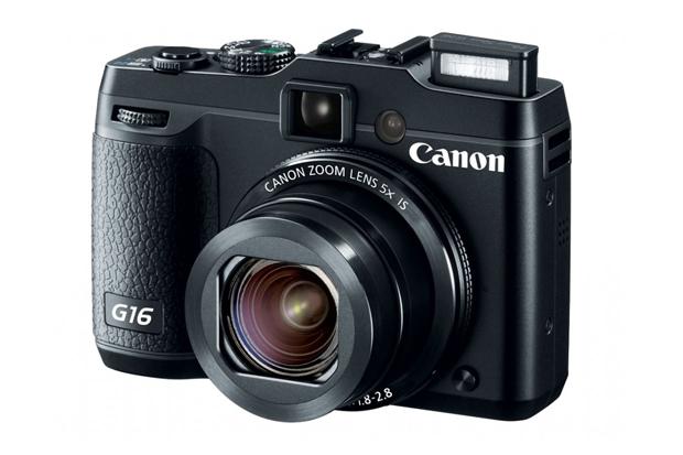 Image of Canon Powershot G16