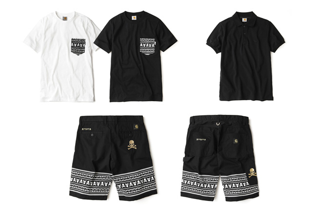 Image of Carhartt WIP x mastermind JAPAN 2013 Capsule Collection