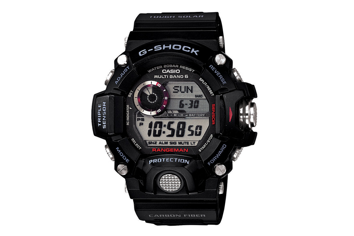Image of Casio G-Shock GW-9400 Rangeman Watch