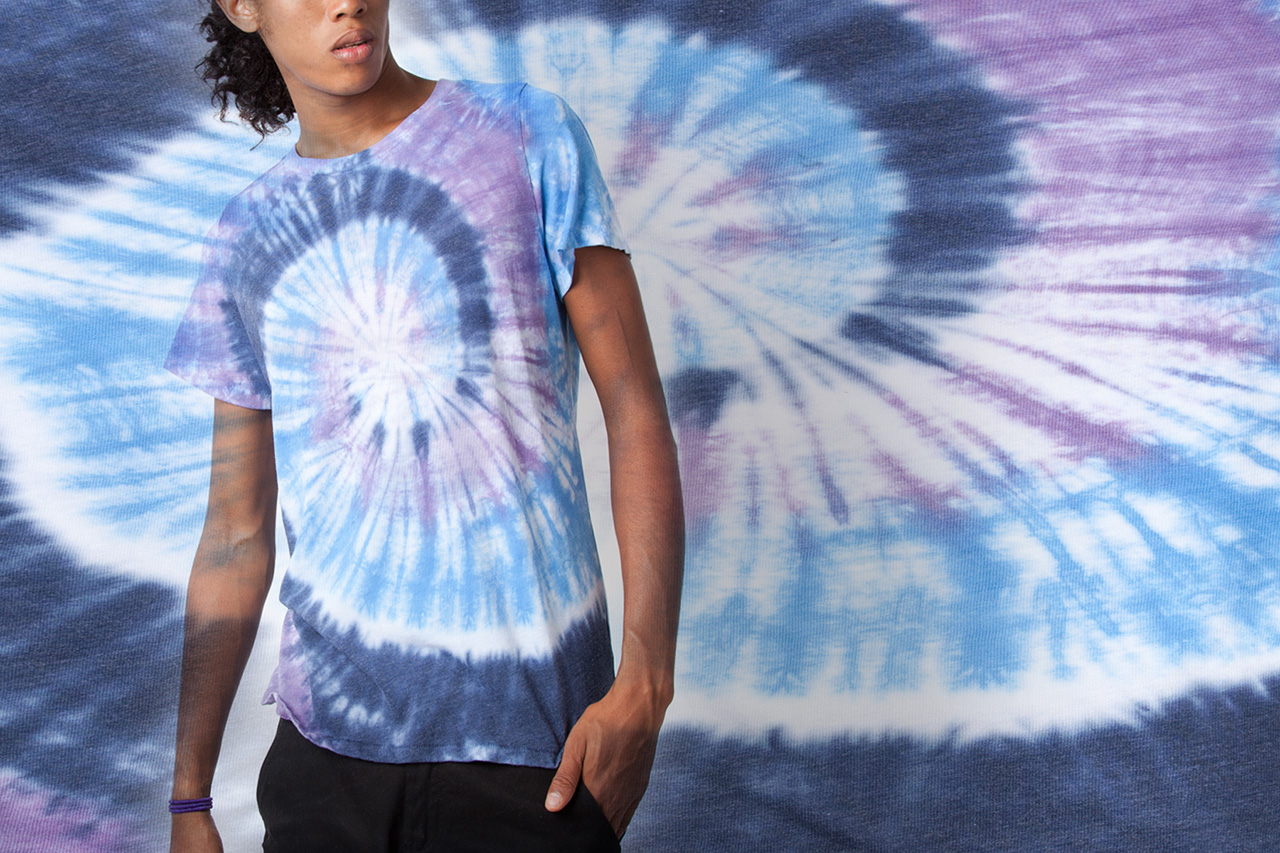 Image of Cast of Vices 2013 Summer Tie Dye T-Shirts