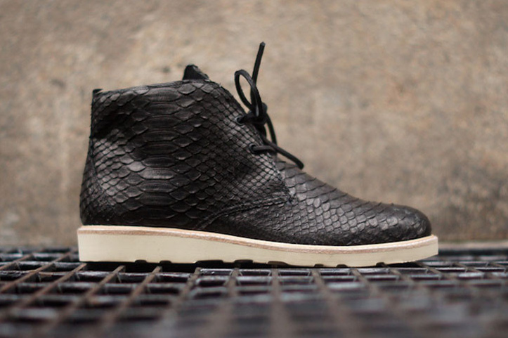 Image of Clothsurgeon x Modern Vice Python Chukka Kith Exclusive