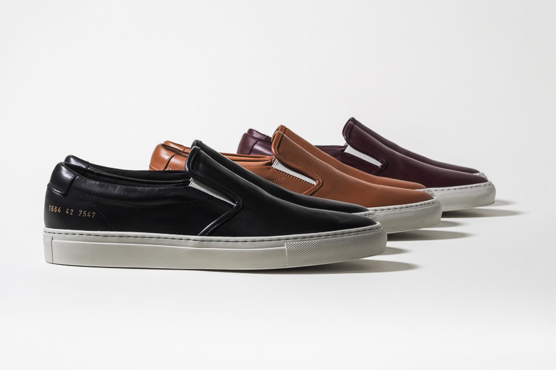 Image of Common Projects 2013 Fall/Winter Slip-Ons