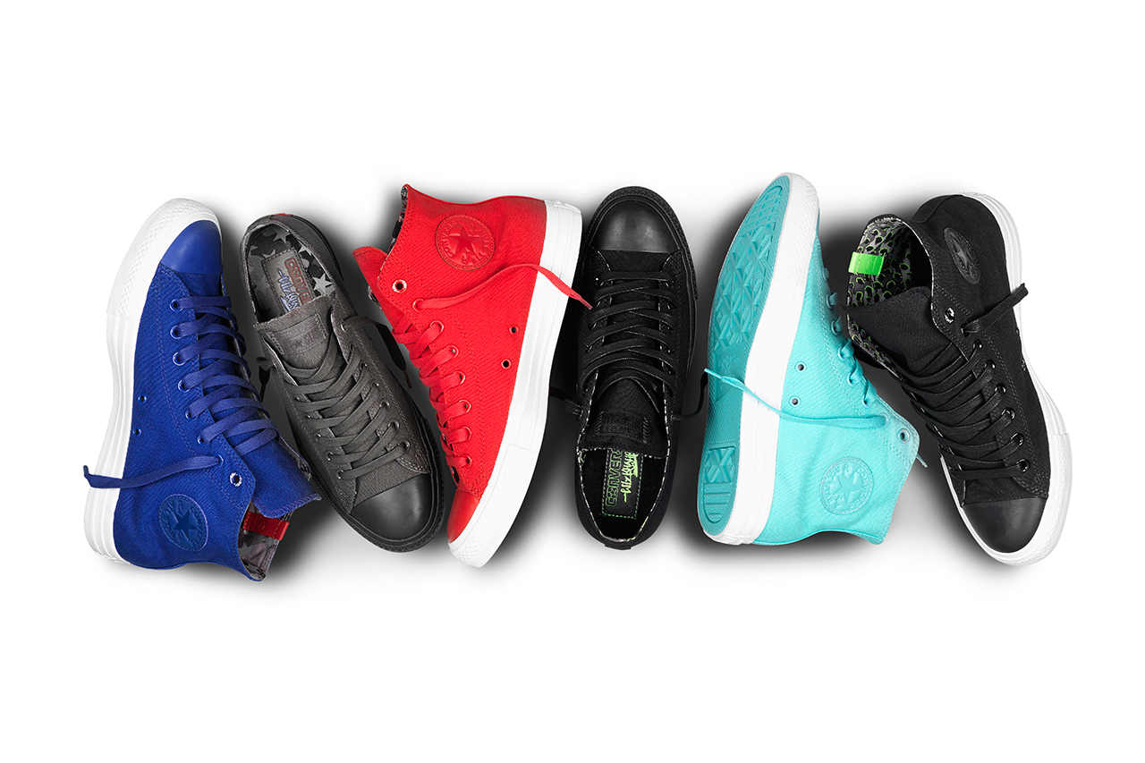 Image of Converse 2013 Fall Wiz Khalifa Collection