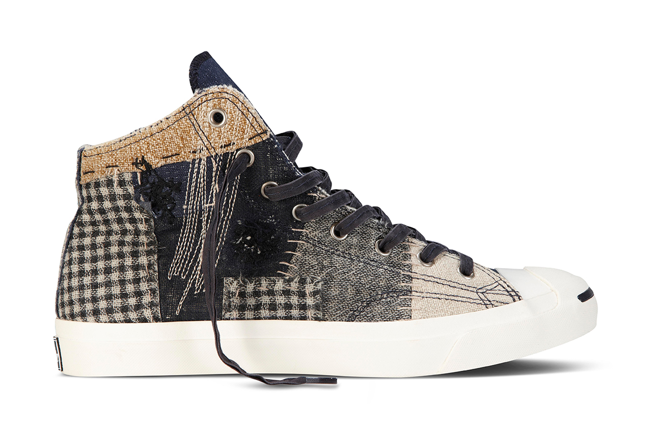 """Image of Converse First String Jack Purcell """"Boro"""""""