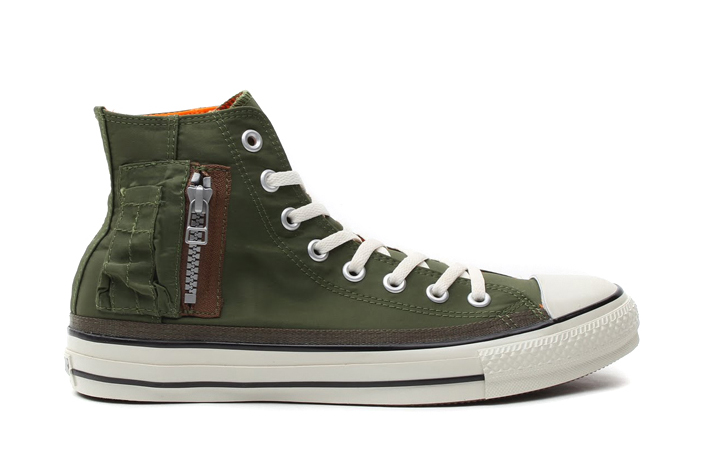 Image of Converse Japan 2013 Fall/Winter Chuck Taylor All Star Cigarpocket Hi