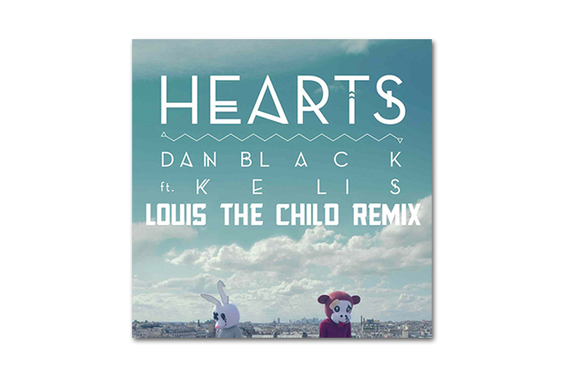 "Image of Dan Black featuring Kelis – ""Hearts"" (Louis The Child Remix)"