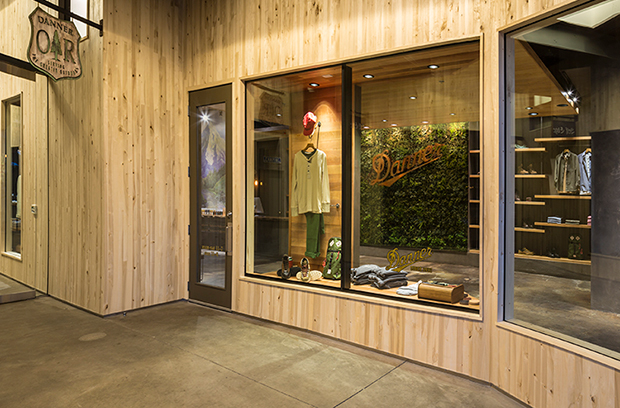 Image of Danner Opens Union Way Concept Store in Downtown Portland