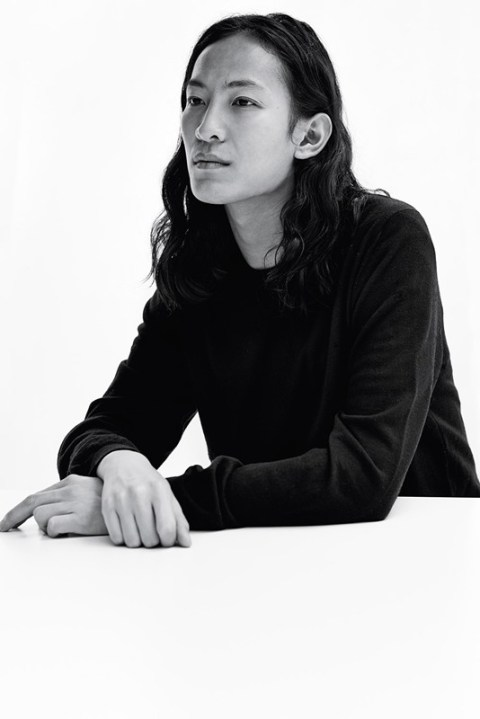 Image of Dazed Digital: Alexander Wang on Taking Over at Balenciaga