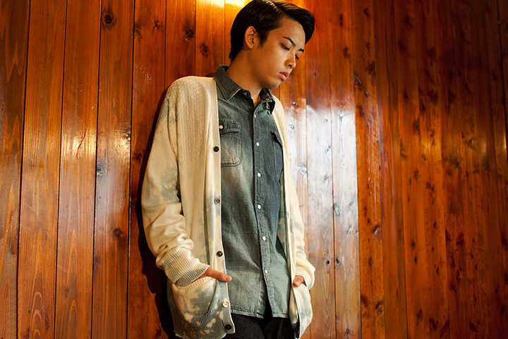 Image of DENIM BY VANQUISH & FRAGMENT 2013 Fall/Winter Lookbook