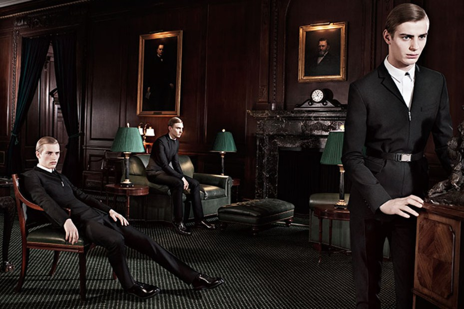 Image of Dior Homme 2013 Fall/Winter Campaign