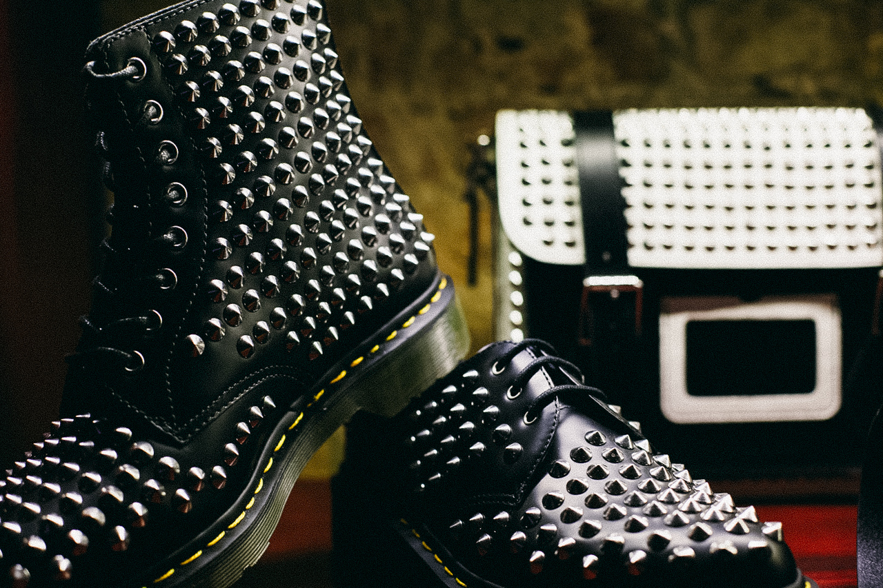 "Image of Dr. Martens 2013 Fall/Winter ""What Do You Stand For"" Preview"