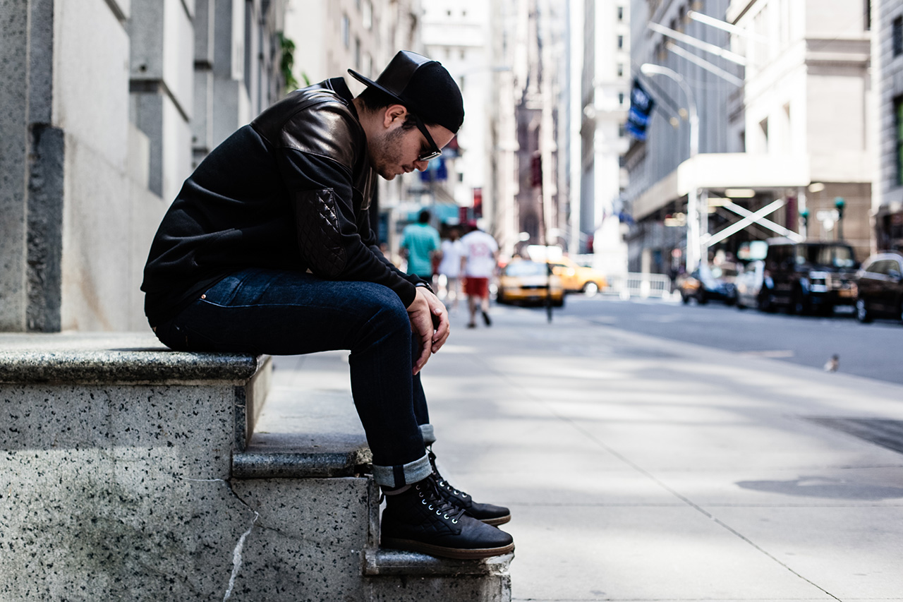 Image of Dr. Martens Presents #STANDFORSOMETHING with Jace Lipstein of Grungy Gentleman